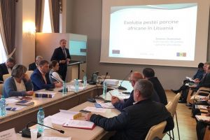 Working meeting 'EU best practices in African swine fever prevention and eradication '