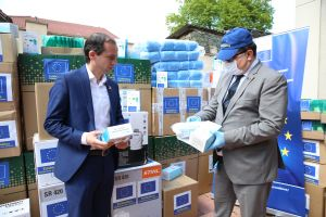 COVID-2019: EU assistance for Ungheni and Cahul districts